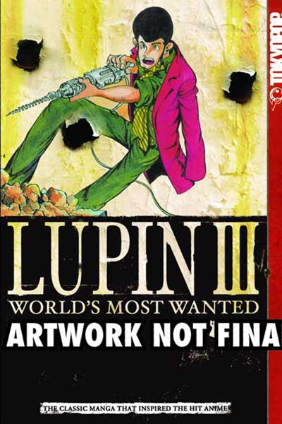 Image: Lupin III: World's Most Wanted Vol. 03 SC  - Tokyopop