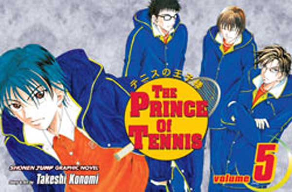 Image: Prince of Tennis Vol. 05 SC  - Viz Media LLC