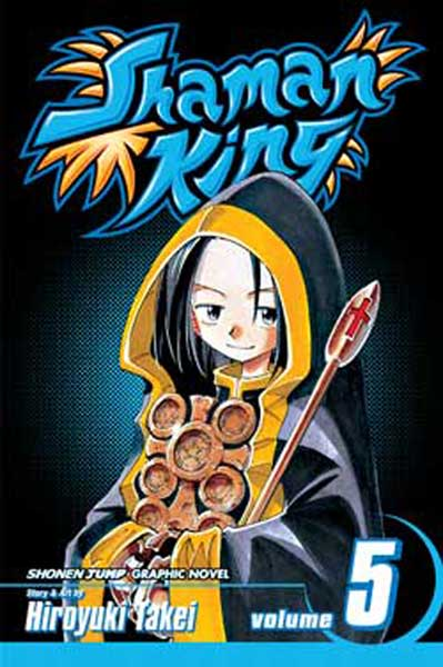 Image: Shaman King Vol. 05 SC  - Viz Media LLC