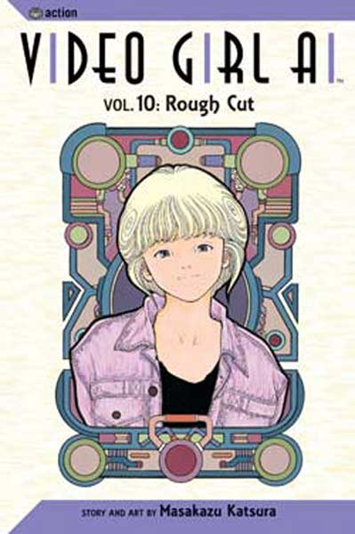 Image: Video Girl Ai Vol. 10: Rough Cut SC  - Viz Media LLC