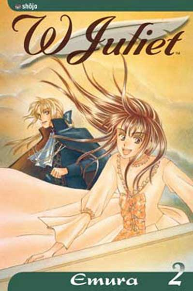 Image: W Juliet Vol. 02 SC  - Viz Media LLC