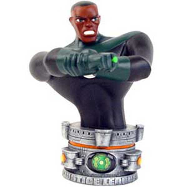 Image: Justice League Mini-Paperweight: Green Lantern  -