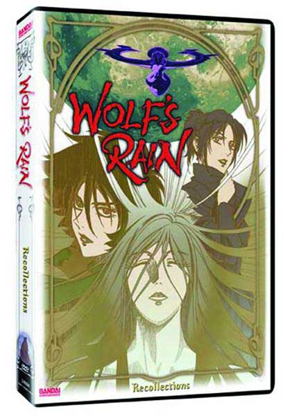 Image: Wolf's Rain Vol. 04: Recollections DVD  -