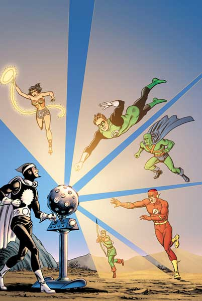 Image: Showcase Presents Justice League of America Vol. 01 SC  - DC Comics
