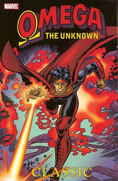Image: Omega: The Unknown Classic SC  - Marvel Comics