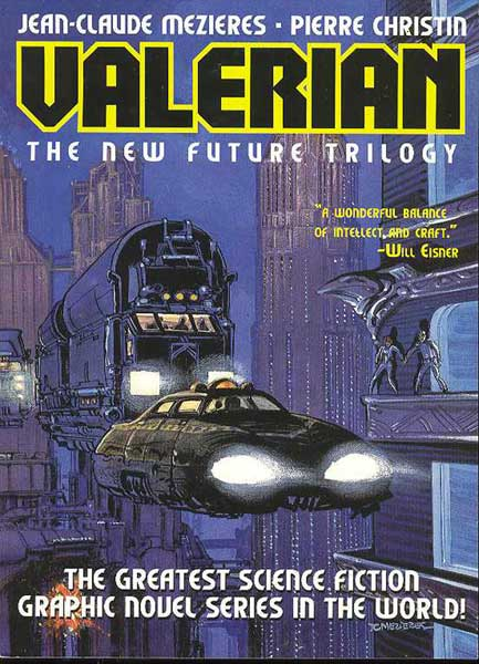 Image: Valerian Vol. 1: The New Future Trilogy SC  - I-Books