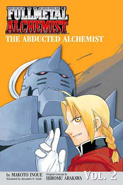 Image: Fullmetal Alchemist Novel Vol. 02 SC  - Viz Media LLC