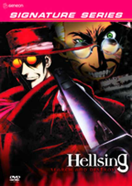 Image: Hellsing Vol. 3 Signature Series DVD  -