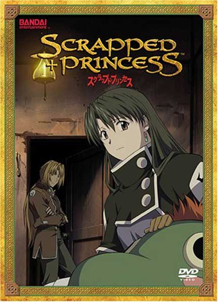 Image: Scrapped Princess Vol. 05 DVD  -