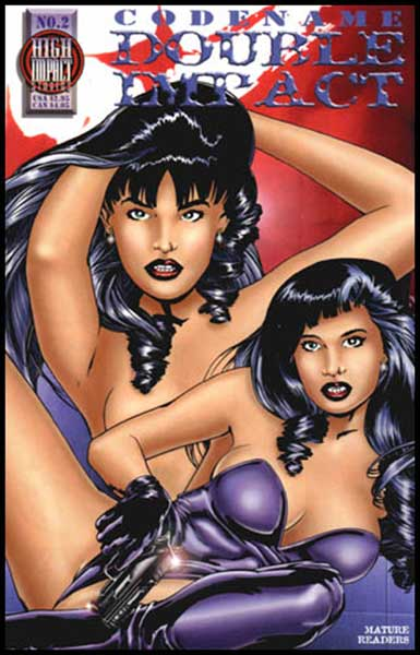 Image: Codename Double Impact #2 - High Impact Studios
