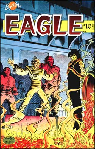 Image: Eagle #10 - Crystal Publications