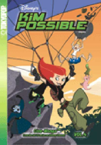 Image: Kim Possible Cine-Manga Vol. 04 SC  - Tokyopop Cine-Manga