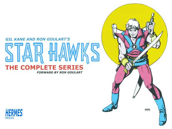 Image: Star Hawks: The Complete Series SC  -