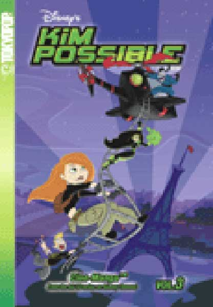 Image: Kim Possible Cine-Manga Vol. 03 SC  - Tokyopop Cine-Manga