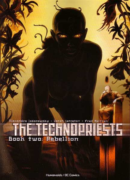 Image: Technopriests Vol. 2 SC  - DC Comics