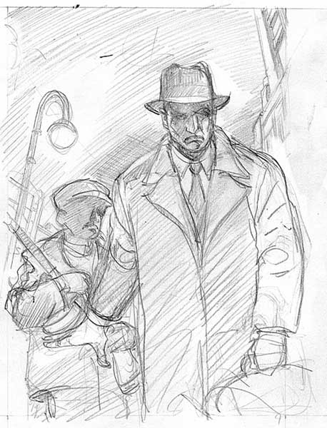 Image: Road to Perdition 2: On the Road SC  - DC Comics