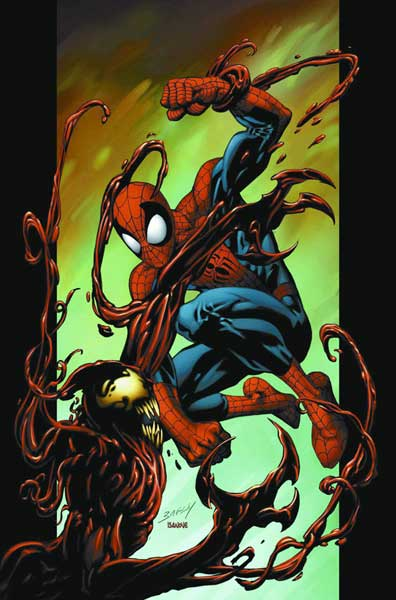 Image: Ultimate Spider-Man Vol. 11: Carnage SC  - Marvel Comics