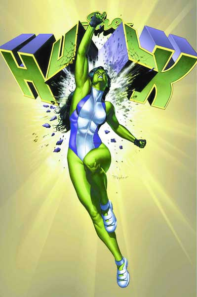 Image: She-Hulk Vol. 01: Single Green Female SC  - Marvel Comics