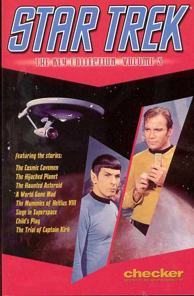 Image: Star Trek: Key Collection Vol. 03 SC  - Checker Book Publishing Group
