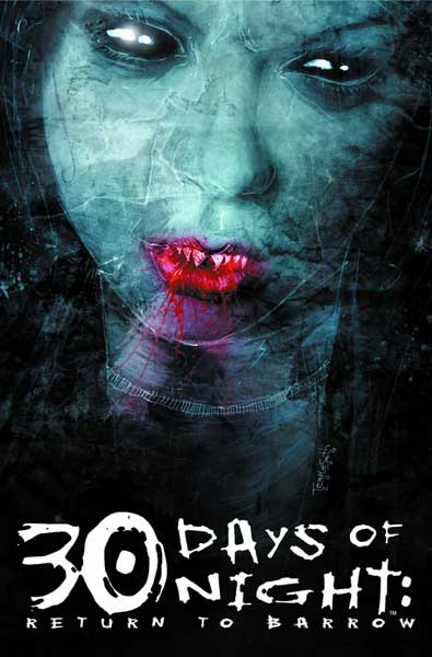 Image: 30 Days of Night: Return to Barrow HC  - IDW Publishing
