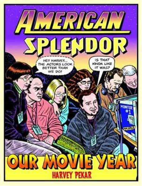 Image: American Splendor: Our Movie Year SC  -