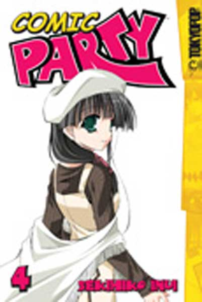 Image: Comic Party Vol. 04 SC  - Tokyopop