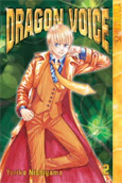 Image: Dragon Voice Vol. 02 SC  - Tokyopop