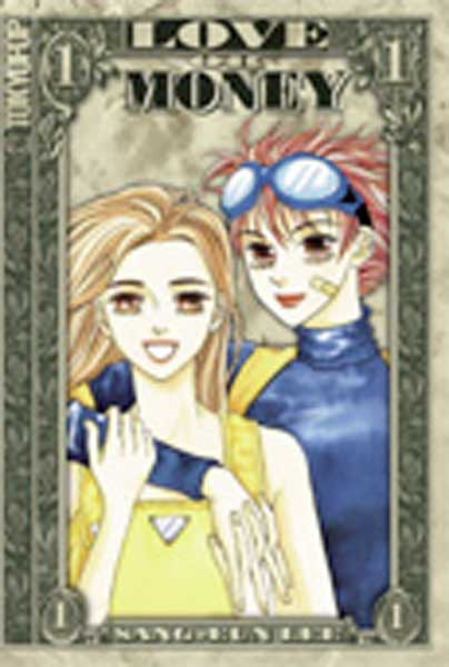 Image: Love or Money Vol. 1 SC  - Tokyopop