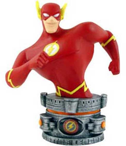 Image: Justice League Mini-Paperweight: Flash  -
