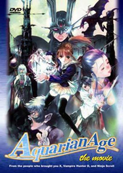 Image: Aquarian Age the Movie DVD  -