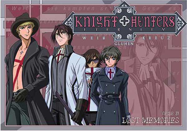 Image: Knight Hunters Vol. 03: Lost Memories DVD  -