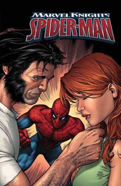 Image: Marvel Knights Spider-Man Vol. 04: Wild Blue Yonder SC  - Marvel Comics