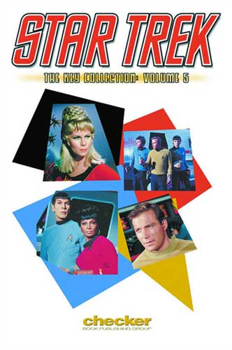 Image: Star Trek: Key Collection Vol. 05 SC  - Checker Book Publishing Group