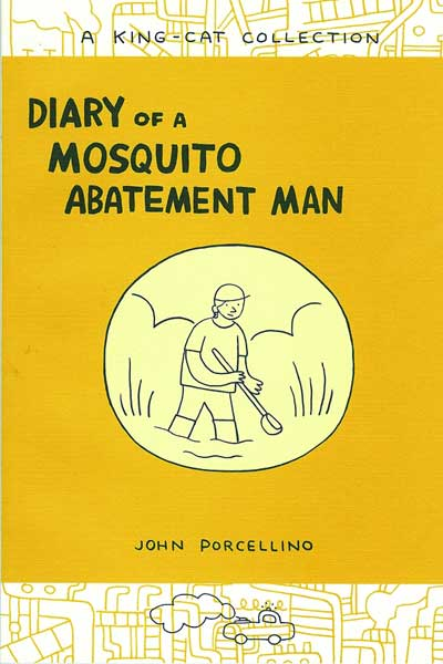 Image: Diary of a Mosquito Abatement Man SC  - La Mano