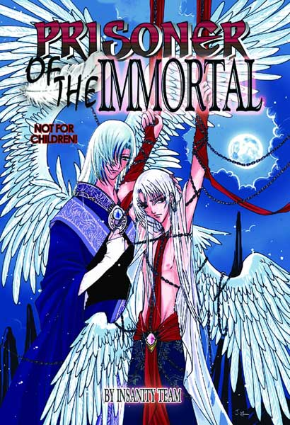 Image: Prisoner of the Immortal Vol. 01 SC  -