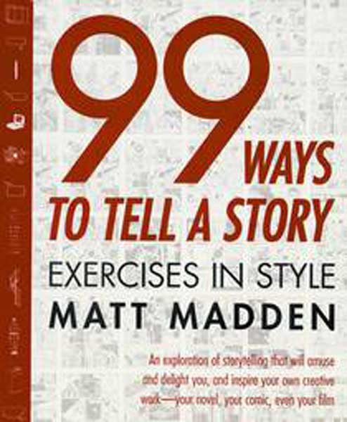 Image: 99 Ways to Tell a Story SC  -