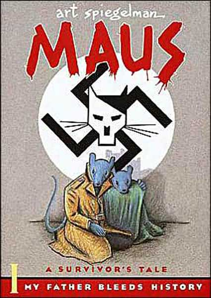 Image: Maus: A Survivor's Tale Vol. 01 - My Father Bleeds History SC  -