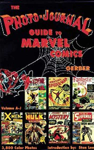 Image: Photo-Journal Guide to Comics Deluxe Edition Vol. 03 & 4 HC  (Marvel Comics) -