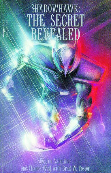 Image: Shadowhawk: The Secret Revealed SC  - Image Comics