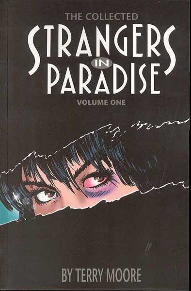 Image: Strangers in Paradise Vol. 01 SC  - Abstract Studios