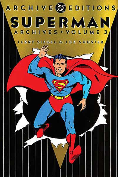 Image: Superman Archives Vol. 03 HC  - DC Comics