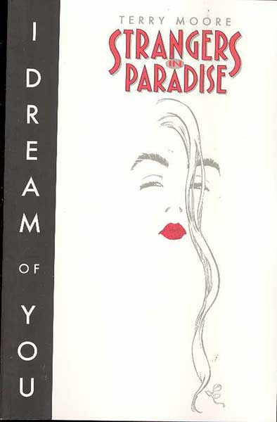 Image: Strangers in Paradise Vol. 02: I Dream of You SC  - Abstract Studios