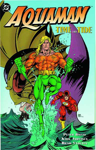 Image: Aquaman: Time & Tide SC  - DC Comics