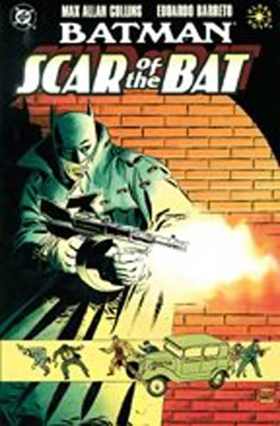 Image: Batman: Scar of the Bat  - DC Comics