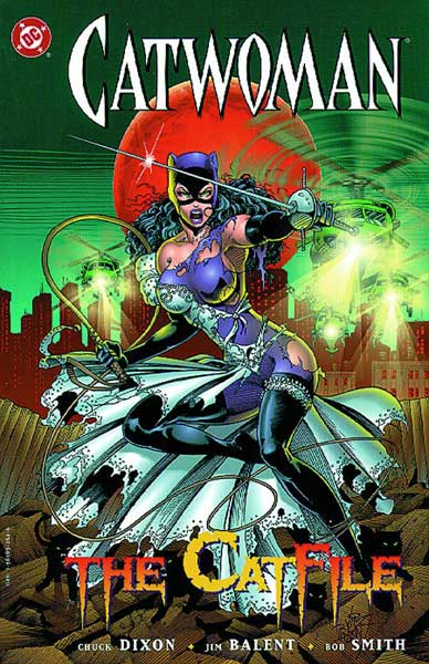 Image: Catwoman: The Catfile SC  - DC Comics