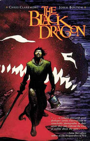 Image: Black Dragon SC  - Dark Horse Comics