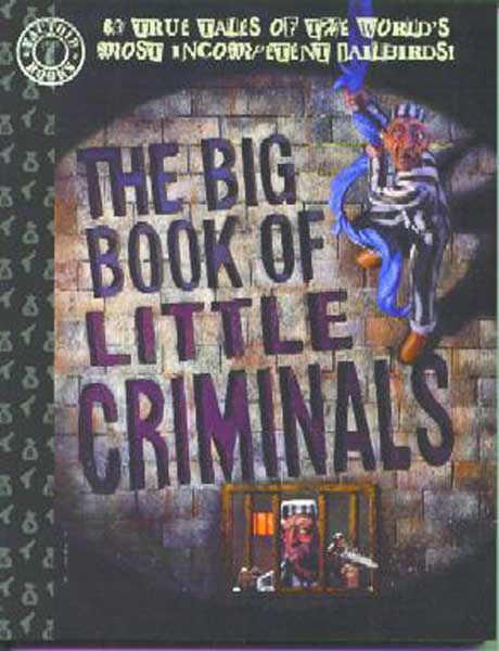 Image: Big Book of Little Criminals SC  - DC Comics