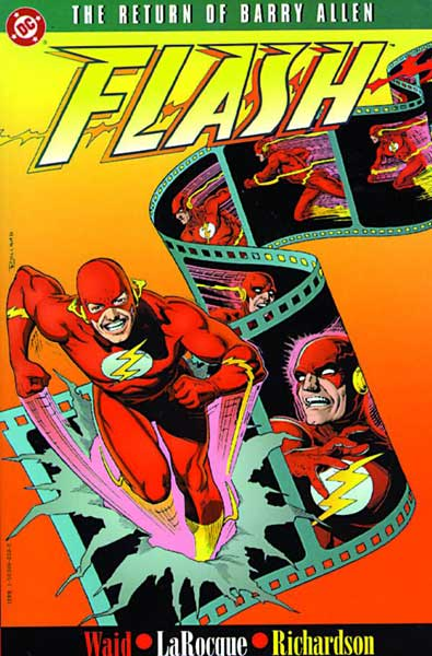 Image: Flash: The Return of Barry Allen SC  - DC Comics