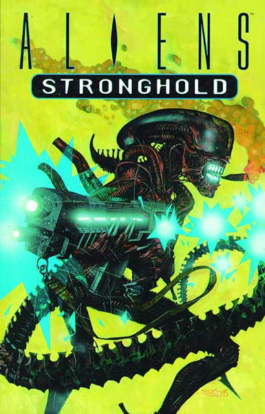 Image: Aliens: Stronghold SC  - Dark Horse Comics