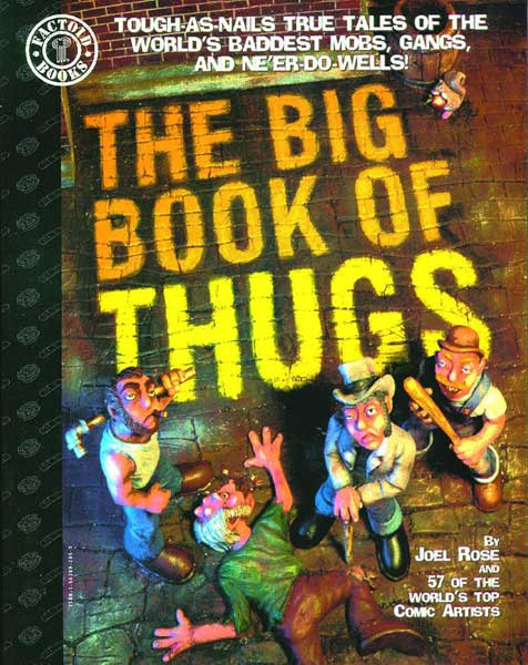 Image: Big Book of Thugs SC  - DC Comics